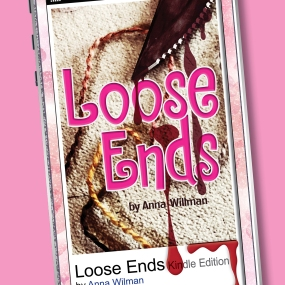 Cover for Loose Ends novel