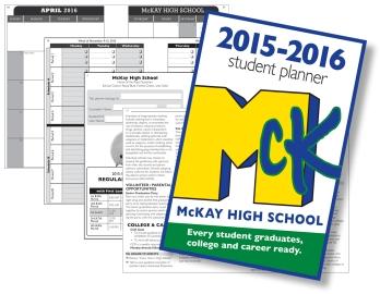 McKay High School Student Planner