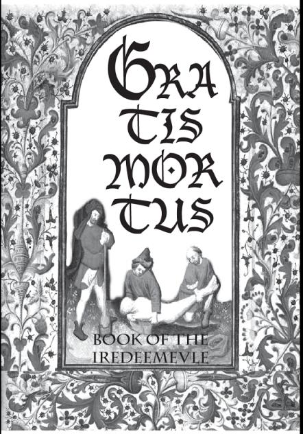 Gratimortus Cover