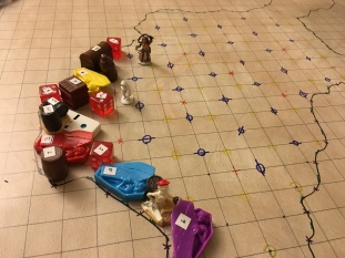 Battle Map: Treasure Room #8